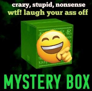 MYSTERY BOX OF NONSENSE
